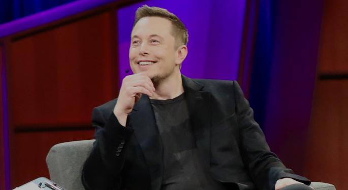 Elon Musk On Allegations Of Him Stealing Tesla From Eberhard: 'No One Left With Him. That Says It All'