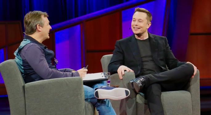 What Elon Musk Thinks About Amazon: 'Monopolies Are Wrong!'
