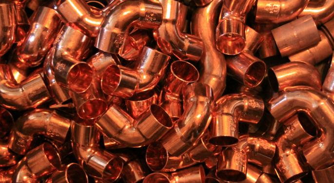 Why Copper Is Finding Momentum Again