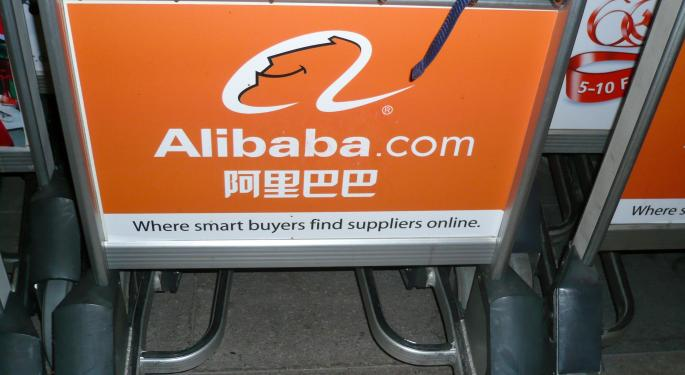 If You Invested $1,000 In Alibaba Stock One Year Ago, Here's How Much You'd Have Now