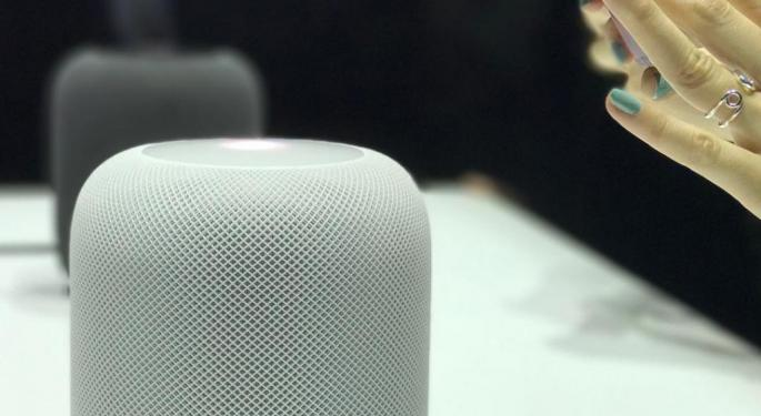 Apple's HomePod, J. Crew's Ex-CEO 'Help Define What's Working And Not Working' In This Market