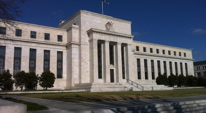 Mixed View: Fed Keeps Rates Unchanged As Powell Suggests Reasons For Hope, Warning Signs