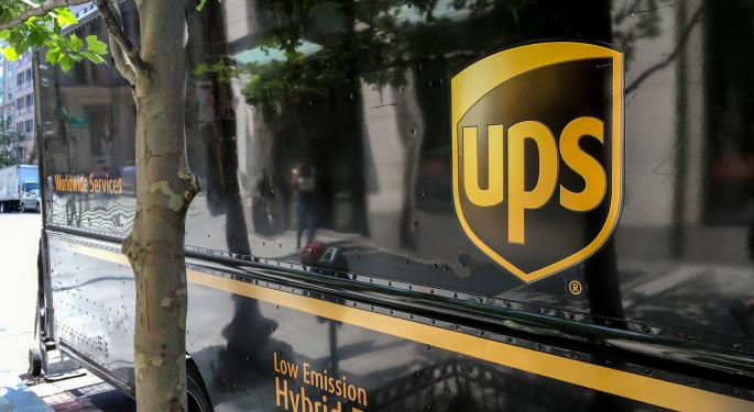 "New UPS CEO Carol Tomé Held In ""High Esteem"""