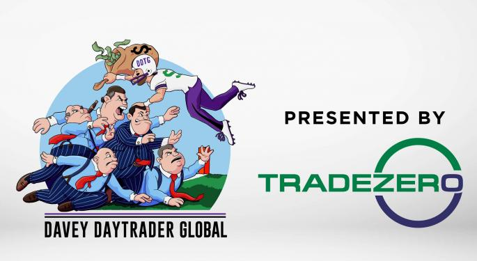 TradeZero Onboards Dave Portnoy, Sponsors Davey Day Trader Global Show #DDTG