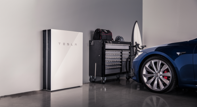 Tesla Installs Battery Storage At Over 60 Electrify America Charging Sites