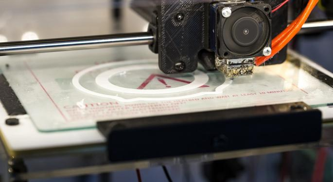 3D Printing Evolves From Fad To Standard Process In Truck Making