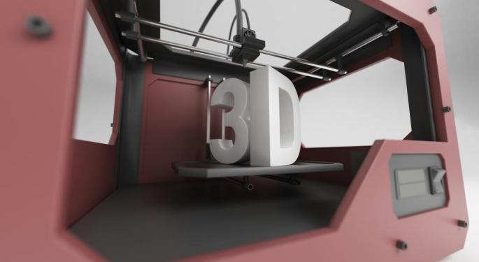 Why The Future Of 3D Printing Is In 'Multi-Material Printing'