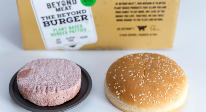 Beyond Meat Tries To Do The Impossible: Get China To Embrace Faux Pork
