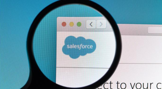 Strong Earnings From Salesforce Could Help Tech, But Retail Hit By Disappointing Nordstrom Results