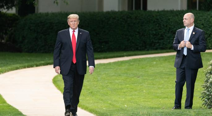 Trade War Update: Trump Says Huawei Blacklist Negotiable, G20 Meeting In Jeopardy