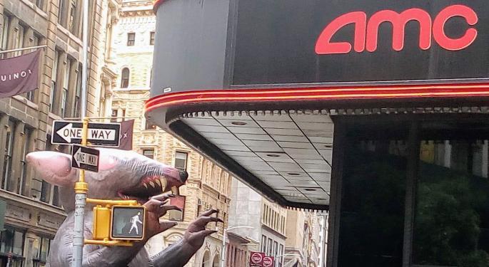 AMC hace un llamamiento a accionistas para emitir acciones