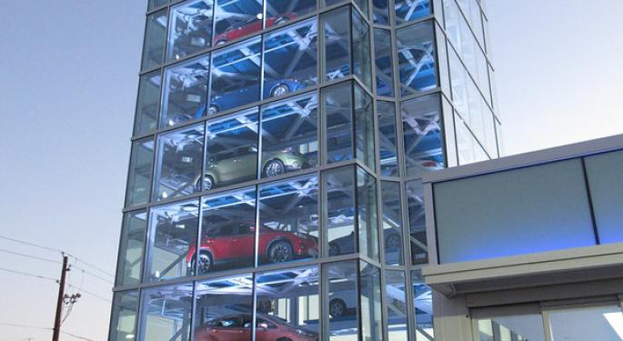Carvana: A Questionable Used Car Business Model