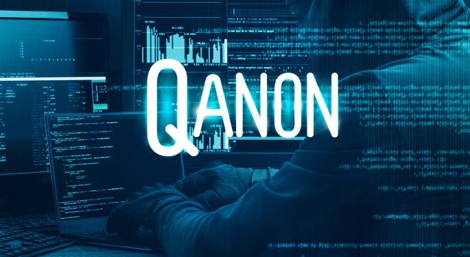 Facebook To Kill All QAnon Accounts In Run Up To US Election