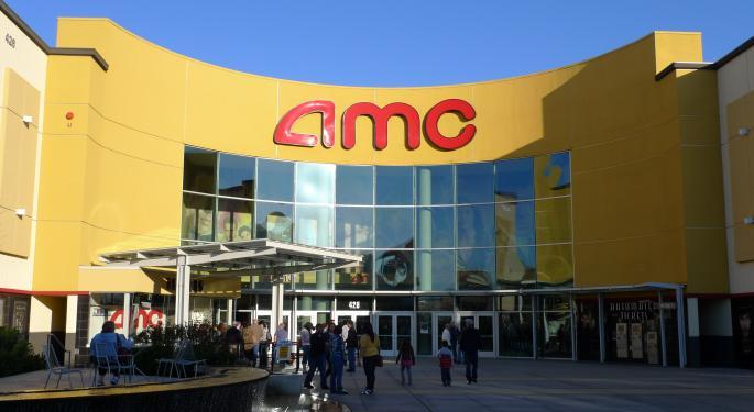 AMC vende acciones por 428M$ y sus títulos vuelven a subir