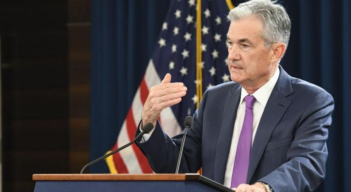 Powell Expects Atypical Downturn As Liquidity, Credit Dries Up, But Says 'Nothing Fundamentally Wrong With Our Economy'