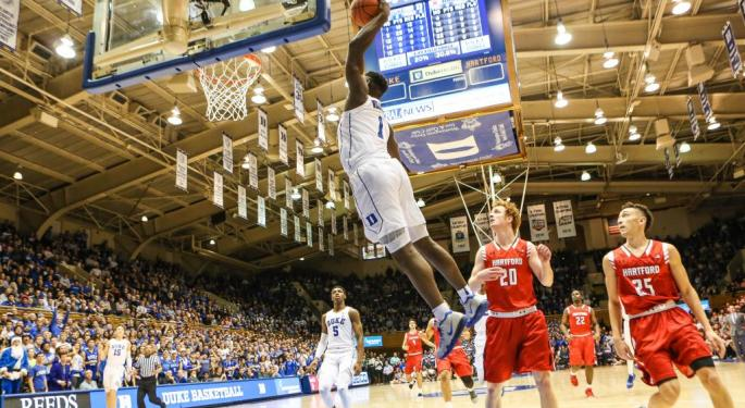 Marketing Over Merchandise? This Shoe Expert Says, 'If I Were Nike, I Would Not Sign Zion Williamson'
