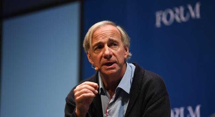 Ray Dalio: What's Happening In The Markets Has Not Happened In Our Lifetime