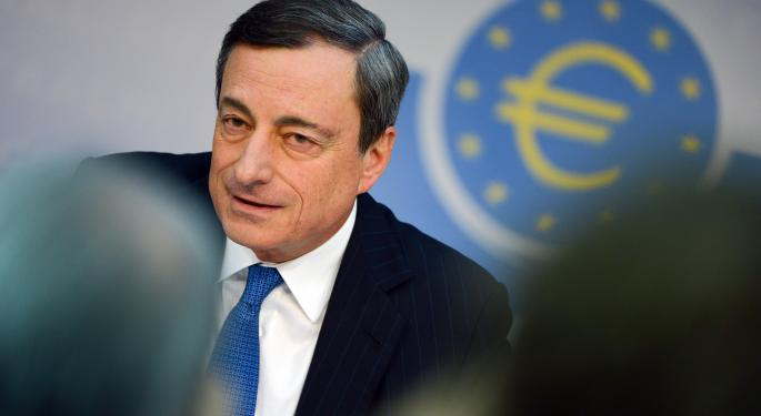 ECB Cuts Rates, Prepares To Contain Damage To Credit Markets