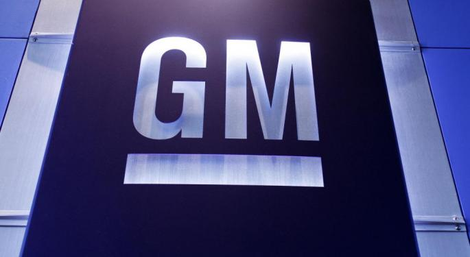 General Motors Breaks Out; Citi And JPMorgan Are Buying