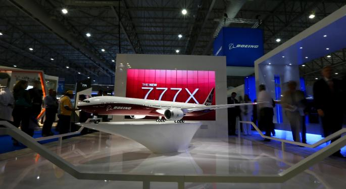 States Scramble to Land Lucrative Boeing 777X Project