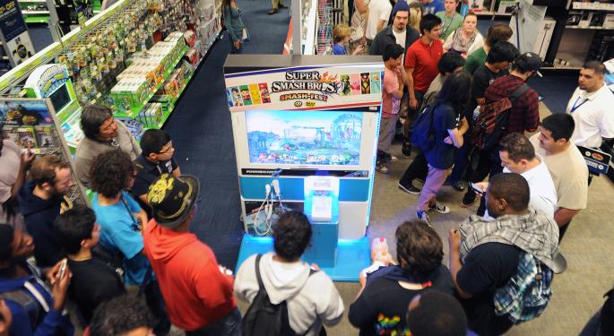 More Than 30,000 People Attended Nintendo's 'Smash Bros.' Event At Best Buy
