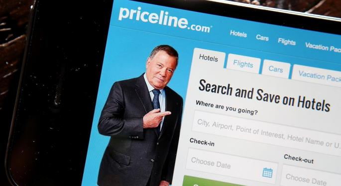 Ctrip Stock Spiking Again Because Of A New Investment From Priceline