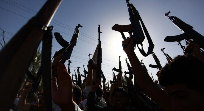 3 ETFs With Heavy Selling On Iraq Fears