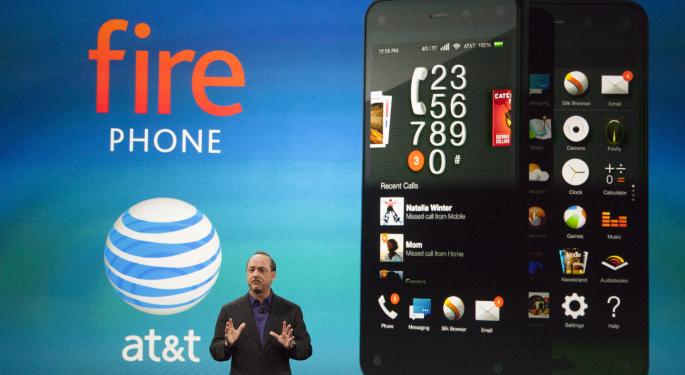 Amazon's Fire Phone Unlikely To Persuade iPhone Loyalists