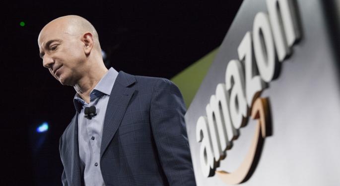 Amazon Heavy On Markets And This ETF