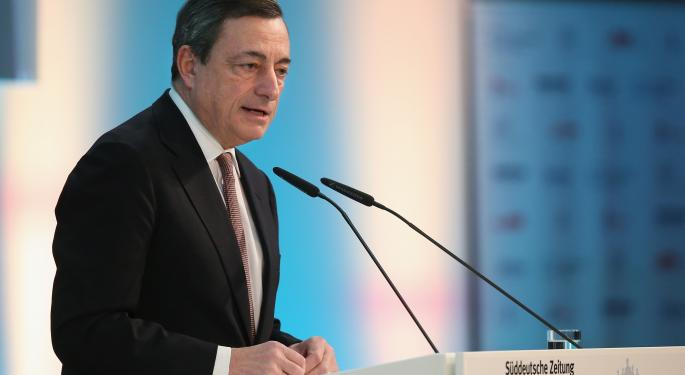 Mario Draghi's Guidance Surprisingly Blunt