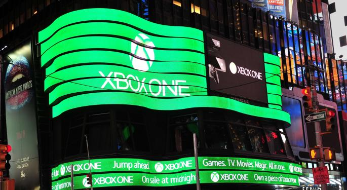 Microsoft's First Xbox TV Series Slated For 1H 2014
