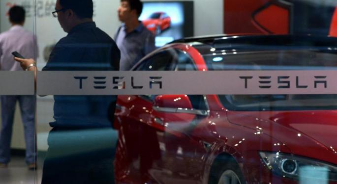 Tesla: The Street's Talking…Again