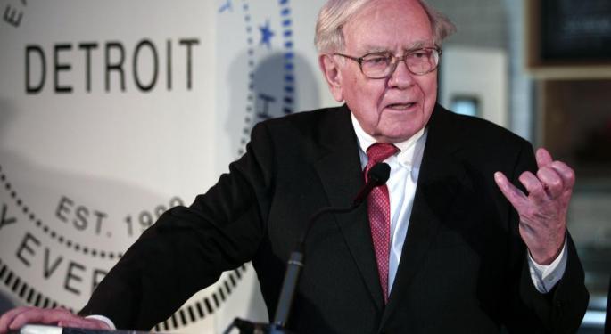 7 Reasons Warren Buffett Should Run For President