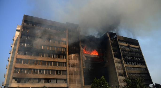 Fire at Bangladesh Garment Factory Destroys Months of Stock for Major Western Retailers
