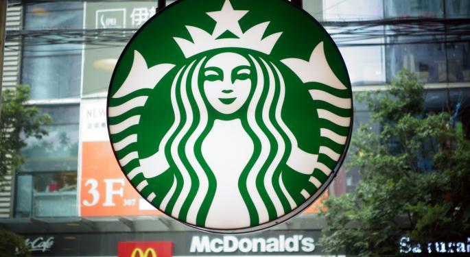 People Seem To Love Starbucks' New Secret Drink