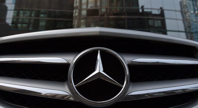 Daimler Maneuvers To Avoid Uber-Like Controversy