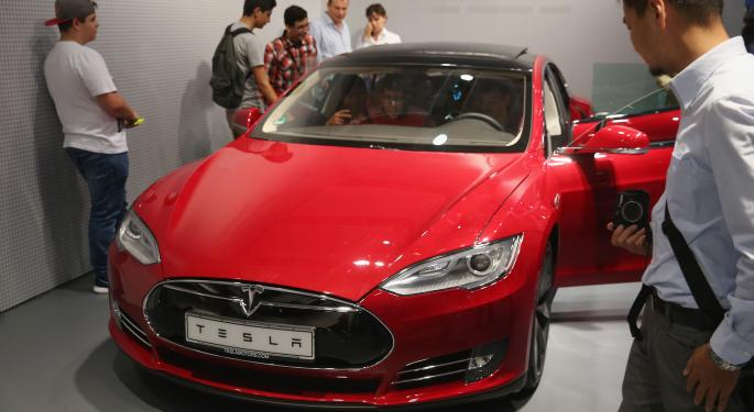 Toyota Motor Corp's Relationship With Tesla Motors Inc Appears To Be Far From Over