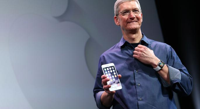 What's Apple CEO Tim Cook Doing In Israel?