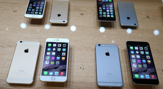 iPhone 6 Pre-Order Record Points To 'Several Years' Of Ongoing Growth