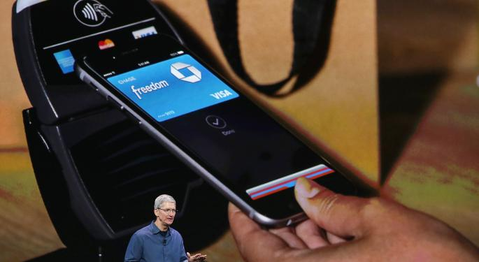 Apple Pay Vs. PayPal And Others: The Race For Mobile Payment Dominance