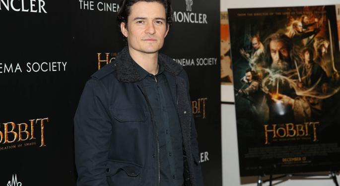 'The Hobbit: The Desolation of Smaug' Has Big First Weekend