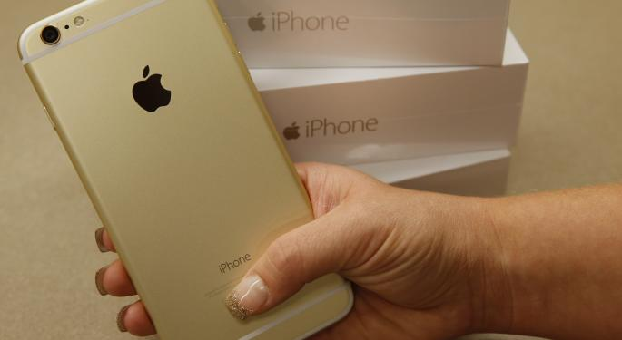 What's Causing Apple Inc.'s iPhone 6 Plus To Bend?