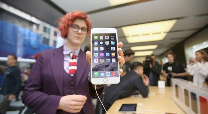 Apple Closes Australian Gap With Samsung