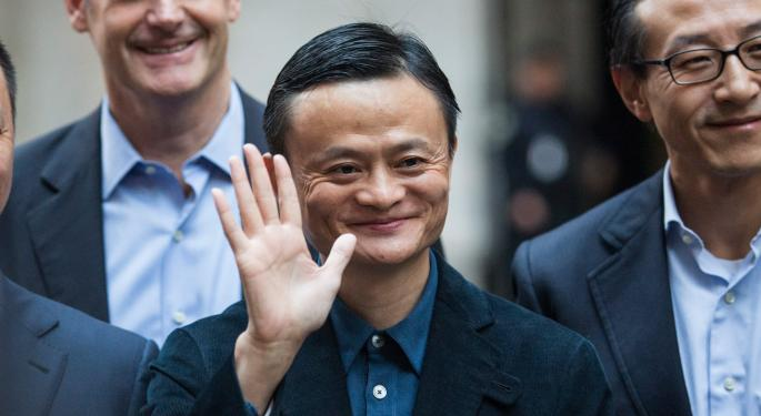 Alibaba Group Holding Ltd's Jack Ma On 60 Minutes: The First Word I Searched Online Was 'Beer'