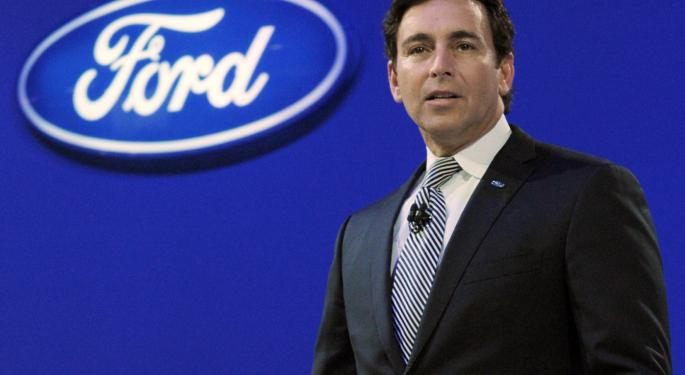CNBC's Auto Expert Breaks Down Ford's April Sales Figure, Highlights Strong Truck Sales