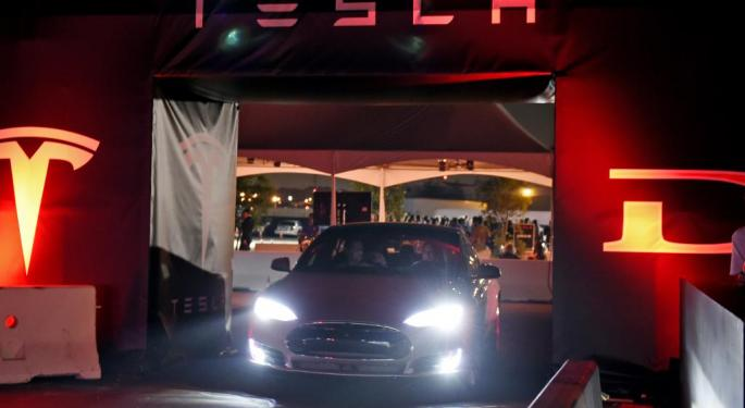 JC Parets: 'I Don't Trust Tesla' Breakout