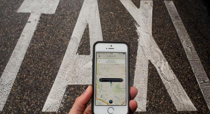 Are Uber And Lyft Responsible For This Stock's 35% Decline?