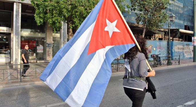 U.S. & Cuba Formally Restore Diplomatic Relations; CUBA Fund, Related Stocks Rise