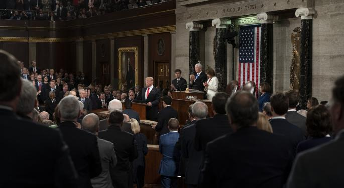 State Of The Union Fallout For Trade War, Pharma And Infrastructure Stocks