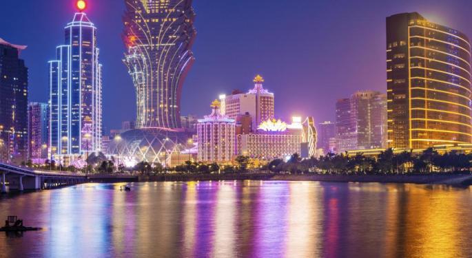 5 Weeks Until Judgement Day In Macau